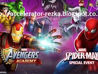 MARVEL Avengers Academy MOD Free Store 1.1.5.1 APK terbaru