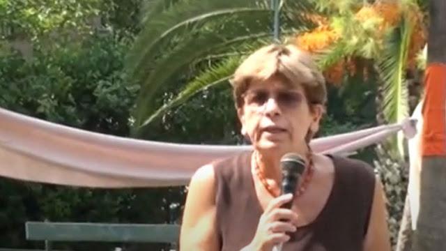 Το αντίο της Άλκηστις Παπαδημητρίου στην Πέπη Λαζαρίδου