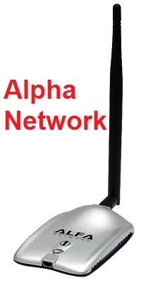 تعريف alfa network 802.11g
