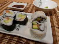 California rolls si sushi