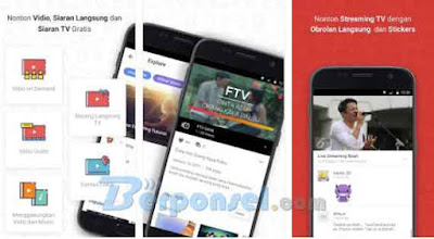 Aplikasi TV Streaming Online Android Terbaik 2017