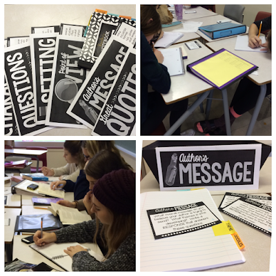 Learning stations are perfect for engaging middle and high school students in real learning