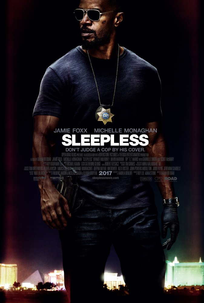 New DVD and Bluray Movie Releases : Sleepless 2017 DVD and