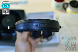 review wireless bluetooth headphone remax 200hb indonesia