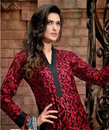 stylish fancy dress design ideas in 2015 by famous pakistani dress designers pakistan summer dress designs - Dress Design Ideas