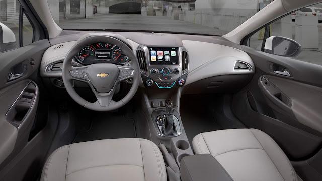 Novo Chevrolet Cruze LTZ 2017