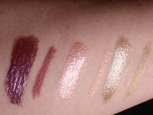 Makeup Revolution Retro Luxe Metallic Lip Kit