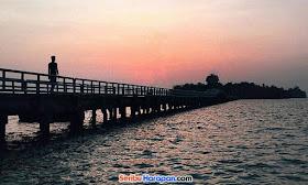 wisata pulau tidung dan jembatan cinta