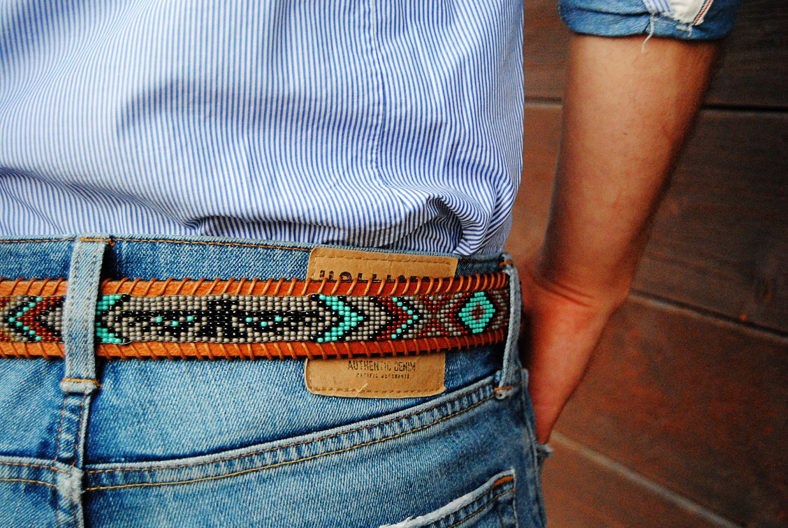 DIY Native American Belt Part 1 | Motte's Blog