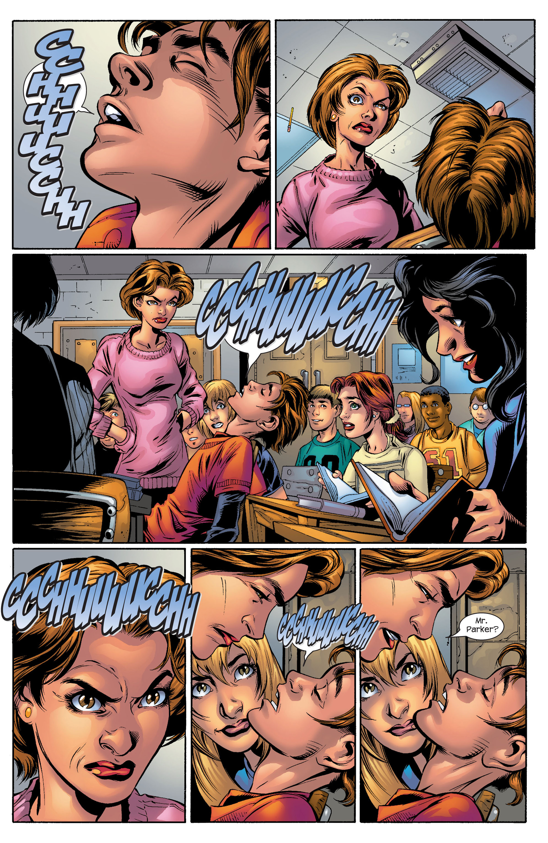 Read online Ultimate Spider-Man (2000) comic -  Issue #51 - 8