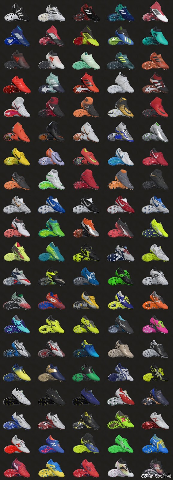 PES 2018 Bootpack by Paul81118