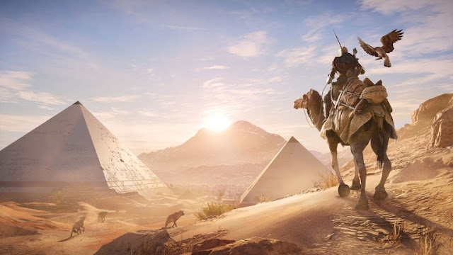 """تقرير شامل للعبة Assassin's Creed Origins """" تعيد بناء التاريخ بأفضل صورة ممكنة """""""