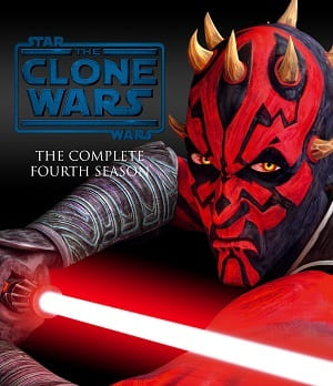 Star Wars - The Clone Wars - 4ª Temporada Desenhos Torrent Download capa