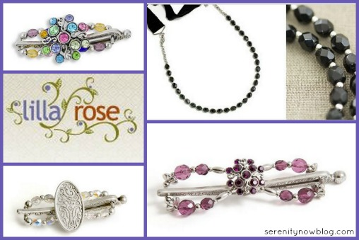 Lilla Rose Hair Accessories
