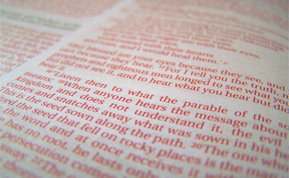 in defence of red letter bibles