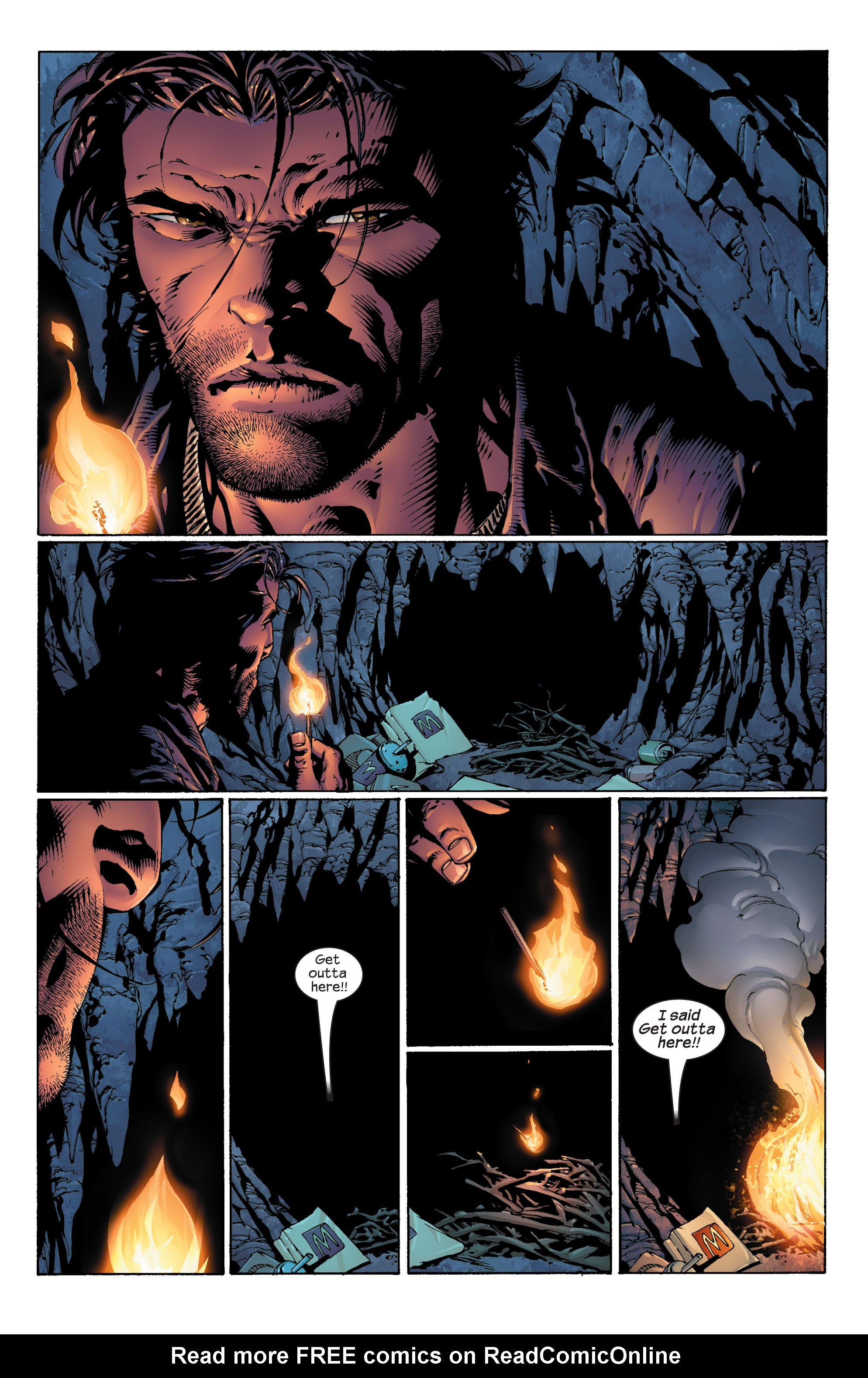 Read online Ultimate X-Men comic -  Issue #41 - 12