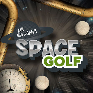 Mr Mulligan's Space Golf opening in Newcastle