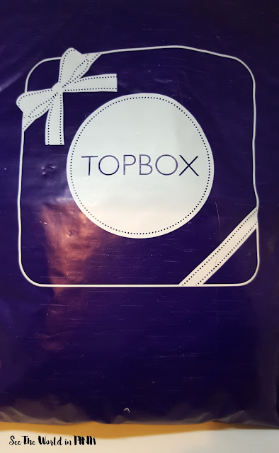 January 2016 Topbox - Review and Unboxing