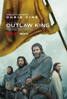 Outlaw King - Poster & Segundo Trailer