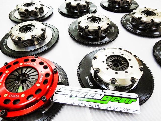 Speedgear Racing: Racing Clutch Mitsubishi 4G13 4G15 4G91