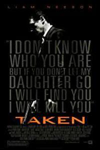Taken (2008) (English) 480p-720p-1080p