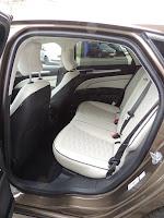 Ford Mondeo Vignale - wnętrze