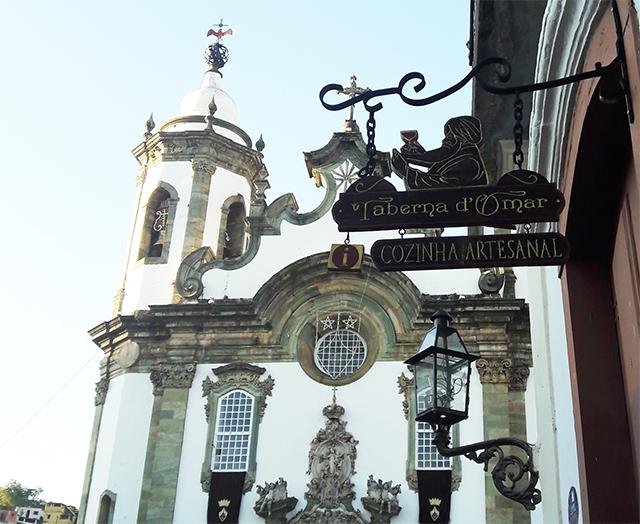 Taberna d'Omar, São João Del Rei, MG