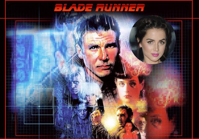 Ana de Armas se incorpora al reparto de la secuela de 'Blade Runner'