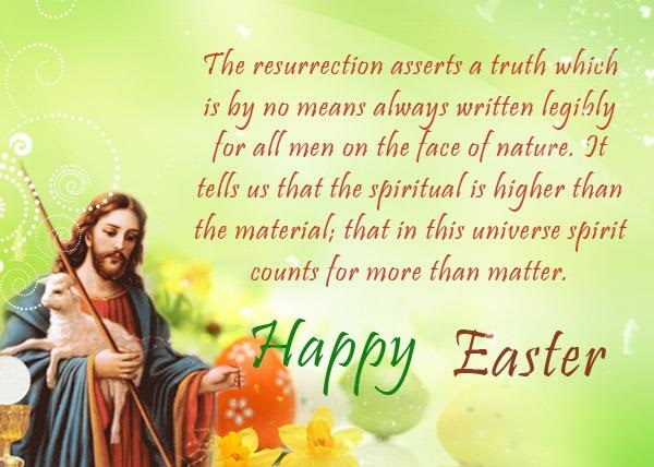 Easter SMS & Text Messages with quotes 2018