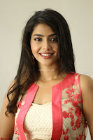 Aishwarya Lekshmi looks stunning in sleeveless deep neck gown with transparent Ethnic jacket ~  Exclusive Celebrities Galleries 020.JPG
