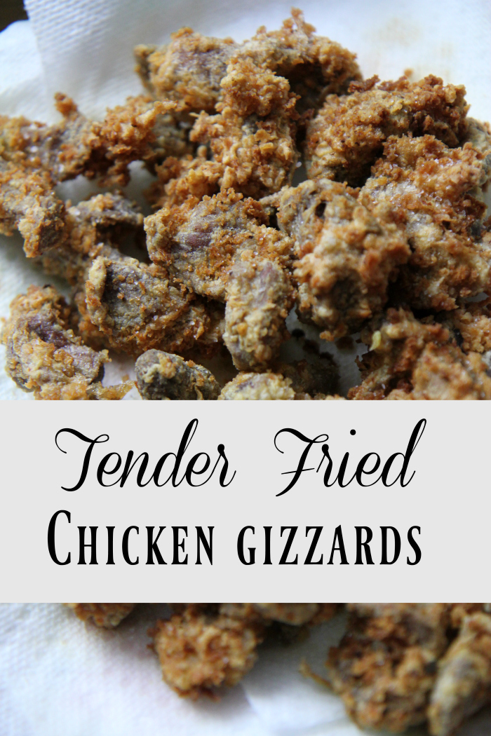 Here S How To Fry Tender Chicken Gizzards For Your Family This Delicious Crispy Recipe Is