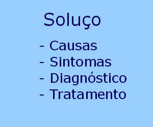 Soluço causas sintomas diagnóstico tratamento