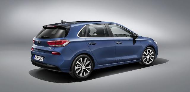 Hyundai i3 2017 - Ahora con un diseño más aerodinámico