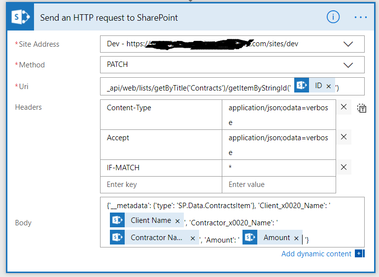 Generate Word Document From A SharePoint List Item Using