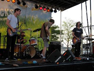 River Rocks festival in New York : live review
