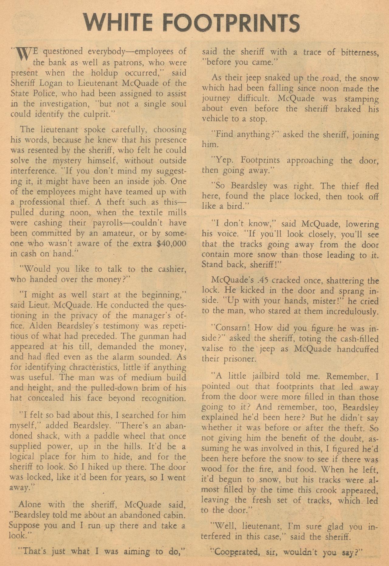 Read online Detective Comics (1937) comic -  Issue #261 - 26
