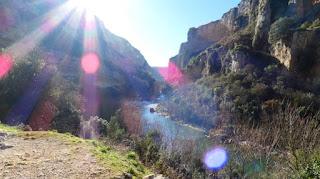 La Foz de Lumbier, Navarra.