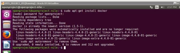 Deepak Kumar's Blog: Configure OpenProject CE 5 0 on Docker