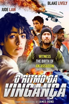 Capa O Ritmo da Vingança Torrent – WEB-DL 720p | 1080p Dual Áudio Torrent (2020) Download