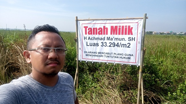 "Pembebasan Lahan Waduk Marunda Jakarta ""Diduga Ada Oknum Mafia Tanah"""