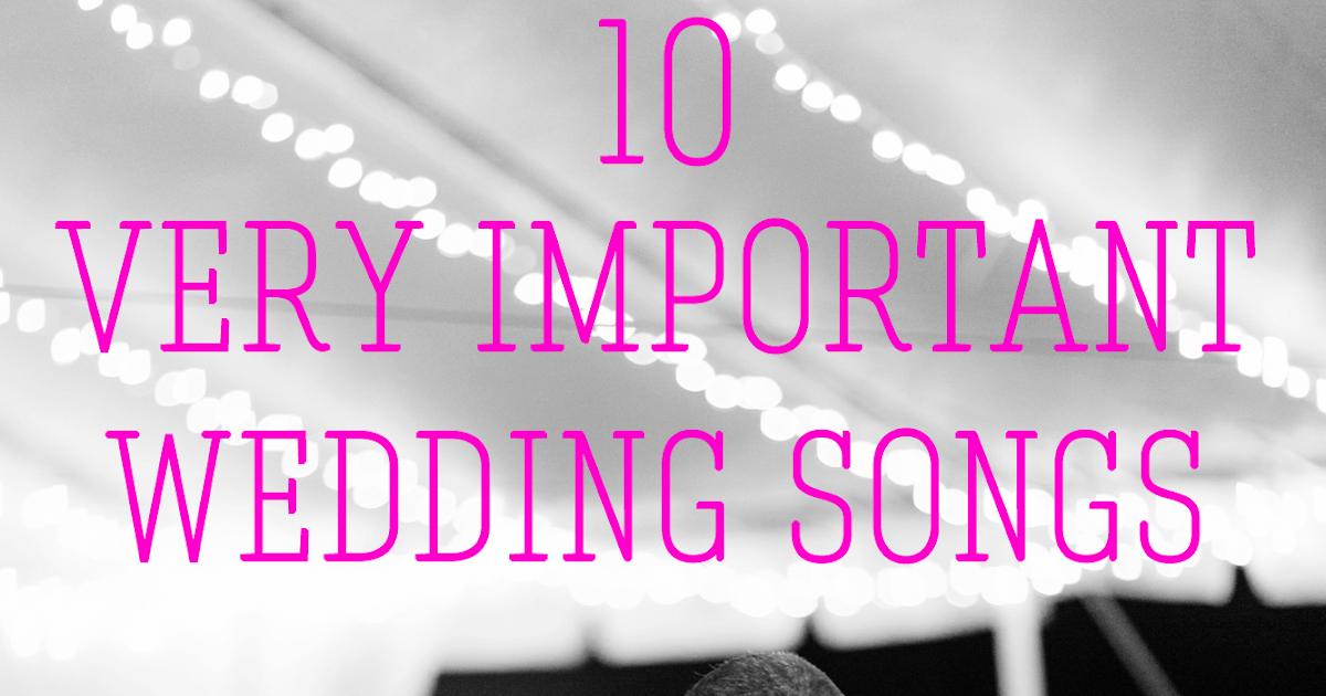 Wedding Songs To Walk Down The Aisle Bridesmaids