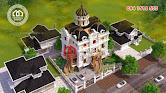 Mẫu biệt thự lâu đài 3 tầng kiểu Pháp kiến trúc cổ điển đẹp! - Ảnh 1