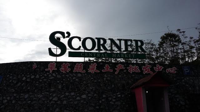S'Corner Central Market