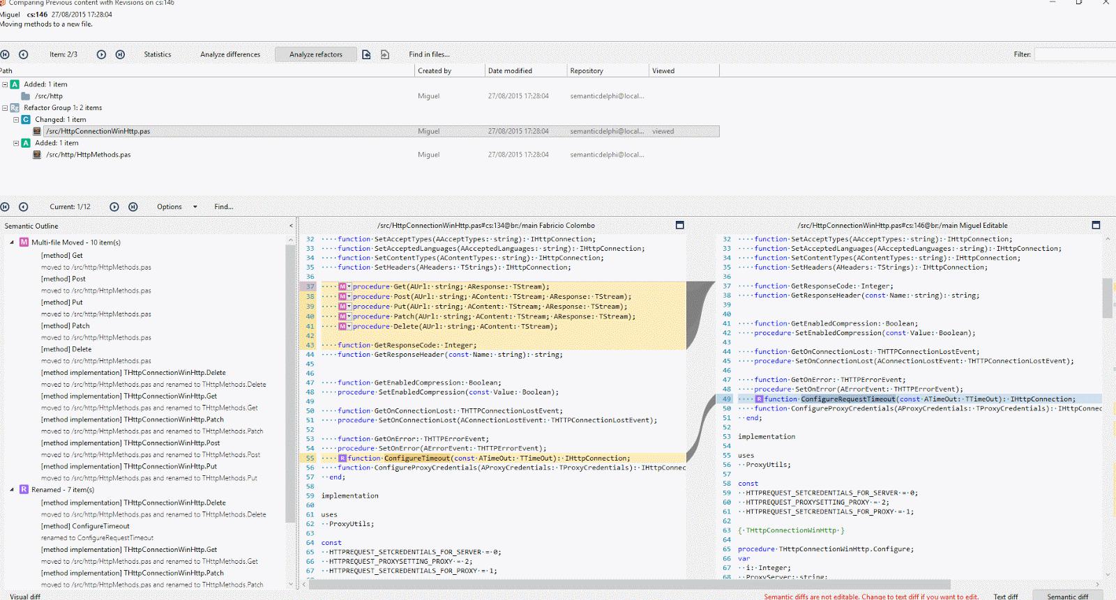 Plastic SCM blog: Custom languages in semantic version control
