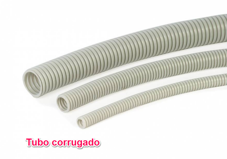Formaci n profesional b sica 2 instalaci n y colocaci n for Tubo corrugado reforzado