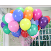 Balon Latex Doff 12 Inchi Warna Warni