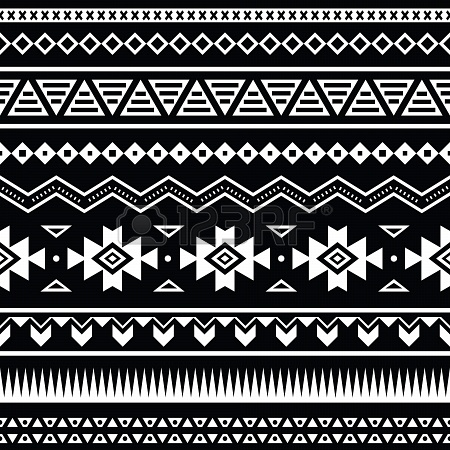 background blog motif tribal expecto patronum. Black Bedroom Furniture Sets. Home Design Ideas