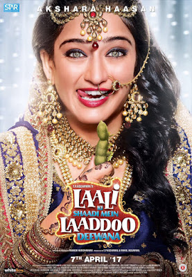Laali And Laaddoo First look Poster