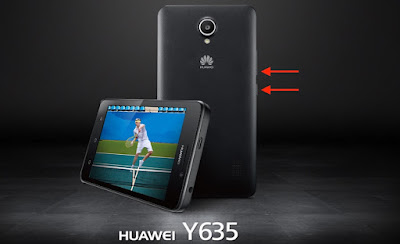 come salvare screenshot huawei y635