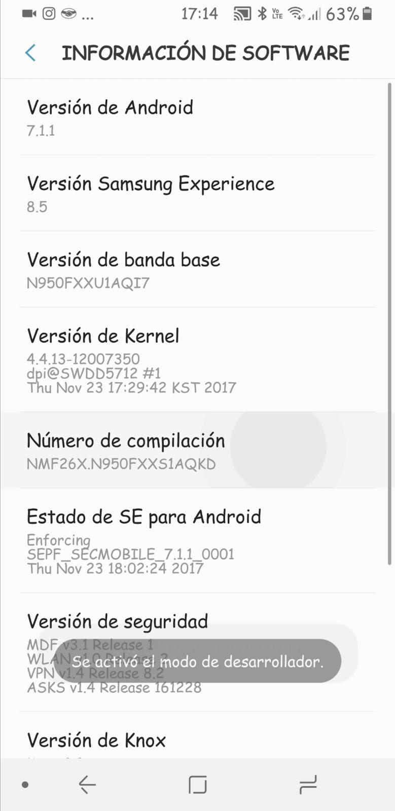 Miguel Angel Rocha: Instalar fuentes en Samsung S9 S8 S8+ N8